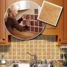 Best  Vinyl Backsplash Ideas On Pinterest Vinyl Tile - Vinyl backsplash tiles