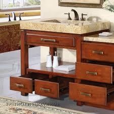 cool bathroom sink cabinet full of drawer idea unique bathroom