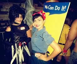 Rosie Riveter Halloween Costume Diy 23 Costume Makeup U0026 Friends Images