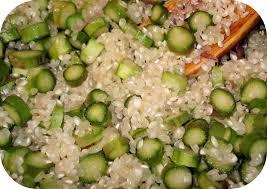 cuisiner asperge verte risotto aux pointes d asperges vertes