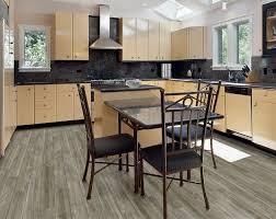 barnwood floor kitchen outofhome