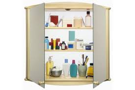 Recessed Vs Surface Mount Medicine Cabinets DoItYourselfcom - Recessed medicine cabinet vs surface mount