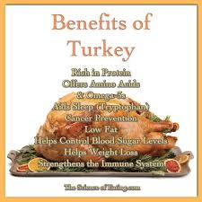 benefits of turkey