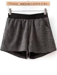white black long sleeve striped pocket sweatshirt sheinside com