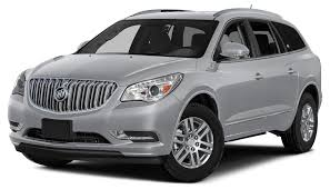 2017 buick enclave leather in white frost tricoat for sale in fort