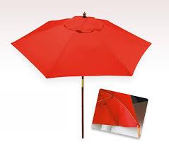 7 Patio Umbrella Personalized 7 Ft X 6 Panel Configuration Vinyl Patio