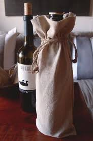 bulk burlap bags wine bags collection cotton canvas jute burlap gift wine bags in