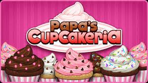jeux de cuisine papa cupcakeria papa s cupcakeria free flash flipline studios