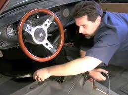 Tr6 Interior Installation Installing A Carpet Kit In Your British Car Youtube