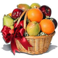 fruit basket send decorated fruit basket online by giftjaipur in rajasthan
