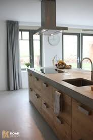 Natural Modern Interiors Kitchen Design Ideas  Recycled Timber - Modern interior kitchen design