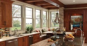 Kitchen Sink Window Treatments - ideas for kitchen windows lovely kitchen design window treatments