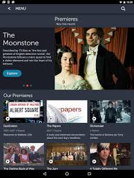 britbox homepage britbox by bbc itv great british tv 1 13 657 apk android 4 2