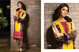 asim jofa ladies winter collection for 2015 outfit4girls com