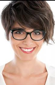 hairstyles for glasses for women in forties 92 best hair images on pinterest beleza general eyewear and