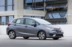 2016 honda fit reviews and rating motor trend