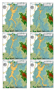 Nile River On Map Hydrological And Environmental Impacts Of Grand Ethiopian