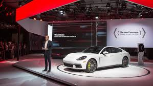 2016 porsche panamera e hybrid porsche adds phev long wheelbase panamera 4 e hybrid executive to