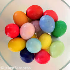 quickest way to dye eggs with food dye u2013 kitchenbaroness