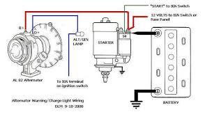 wiring diagram for alternator light u2013 the wiring diagram
