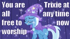 Trixie Meme - your name meme page 4 acf