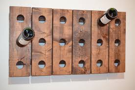 decorating keep your wine bottles stored in a style with awesome