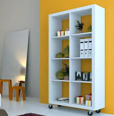 Bookcases As Room Dividers Breathtaking Open Bookcase Room Divider About Remodel Home