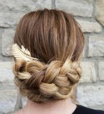 Hochsteckfrisurenen Instagram by Half Up Braids Halfupdo Ropebraid Hair Makeup Nails