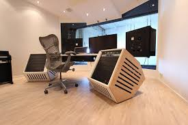 Music Studio Desk Design by Northward Acustics Noisia Studio Studio Pinterest