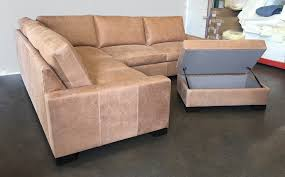 Beige Leather Loveseat Custom Leather Order Feed The Leather Furniture Blog At