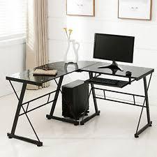 Ikea Desks Corner Computer Desk Corner Small L Shaped Ikea Ebay