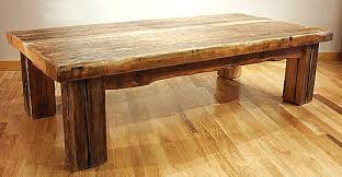 Old Wooden Coffee Tables by Homemade Wood Coffee Table U2013 Thelt Co