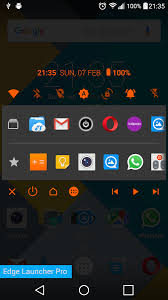 launcher pro apk edge launcher pro android apps on play