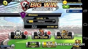 big win football hack apk big win soccer hack cheats for coins big bucks 2016 comprehensive