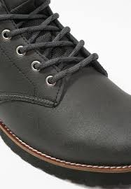 boots quiksilver mission winter boots black grey