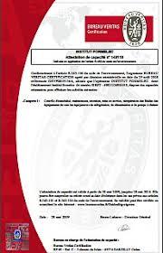 bureau v itas formation certifications de l institut de formation formelec en guadeloupe
