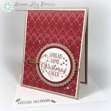 stampin up warmth and cheer card idea shannon jaramillo