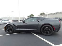 new 2017 chevrolet corvette 3lt coupe w z51 package automatic