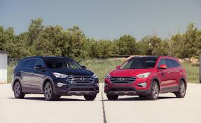 2013 hyundai santa fe limited 2013 hyundai santa fe limited fwd awd test review car and driver