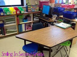 Organized Desk Ideas The Hands On Teacher Day1 Let U0027s Get Organized Desk Ideas