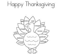 193 free printable turkey coloring pages for the