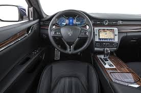 Maserati Interior Pictures 2016 Maserati Quattroporte S Rwd First Test Review Motor Trend