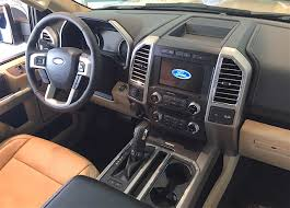 magnificent ford limited interior dash 2018 f 150 modern referlia