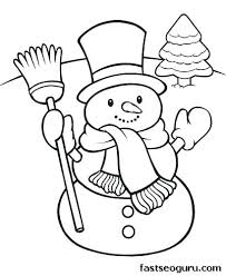 coloring page snowman family coloring pages of snowmen coloring page snowman free coloring pages