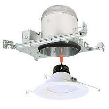 new construction led recessed lighting kit 6 led recessed lighting new construction ic at housing white led