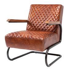 kare design sessel kare design sessel stitch echtleder braun onlinemarket24
