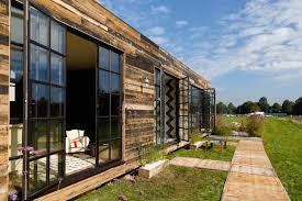 Brilliant Prefab Homes That Can Be Assembled In Three Days Or - Manufactured homes designs