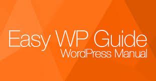 tutorial wordpress com pdf easy wp guide an easy to follow wordpress manual