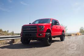 ford truck lifted 2015 2016 f150 4wd zone off road 6