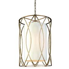 sausalito 25 wide silver gold pendant light troy lighting sausalito 4 light silver gold pendant f1284sg the